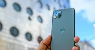 iPhone 11 Pro Max: fotocamera selfie migliorata, ma lontana dai top