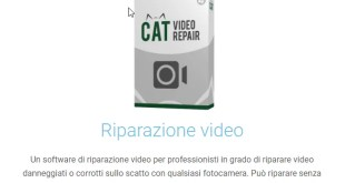 CAT Video Repair riparare video danneggiati in 3 mosse