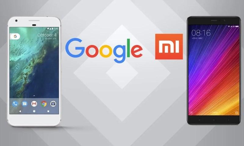 Xiaomi blocca l'installazione dei servizi Google