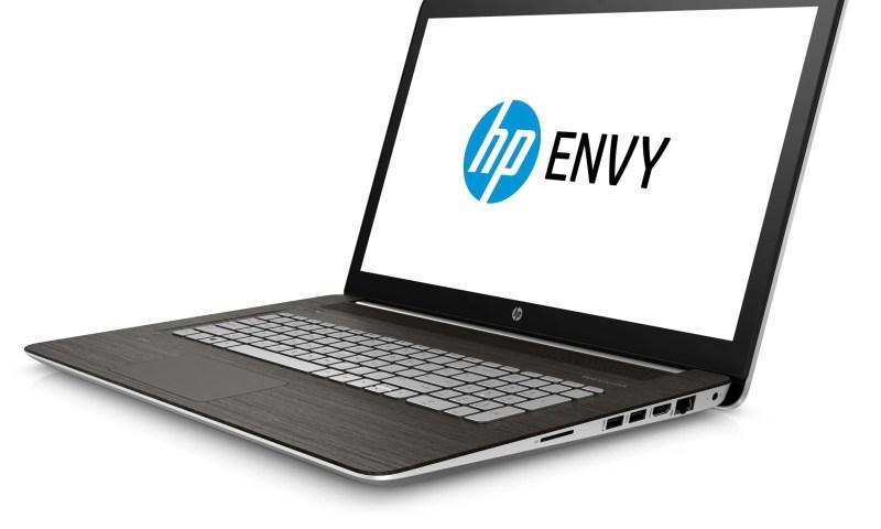 HP Envy 17, i nuovi laptop HP, avranno il display in 4K