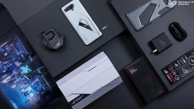 ASUS presenta il nuovo ROG Phone 5: tanta memoria RAM e prestazioni spettacolari