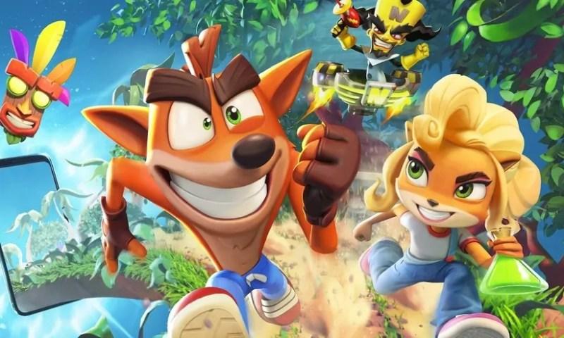 Crash Bandicoot: On the Run arriverà questo mese su smartphone
