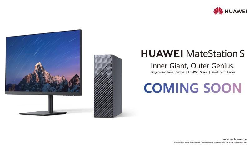 Huawei svela il suo primo PC desktop per il mercato global