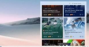 Windows 10: nuovo upgrade alla barra delle applicazioni