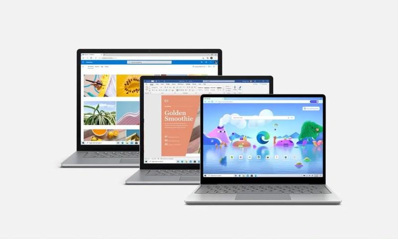 Microsoft presenta il nuovo Surface Laptop 4