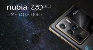 Nubia Z30 Pro è ufficiale: tutto quello che c'è da sapere sul nuovo top di gamma
