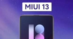 MIUI 13: esordio previsto per giugno, spuntano i primi smartphone esclusi