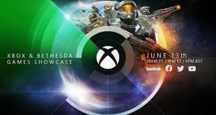 Xbox & Bethesda Games Showcase: data e ora per l'evento digital di giugno