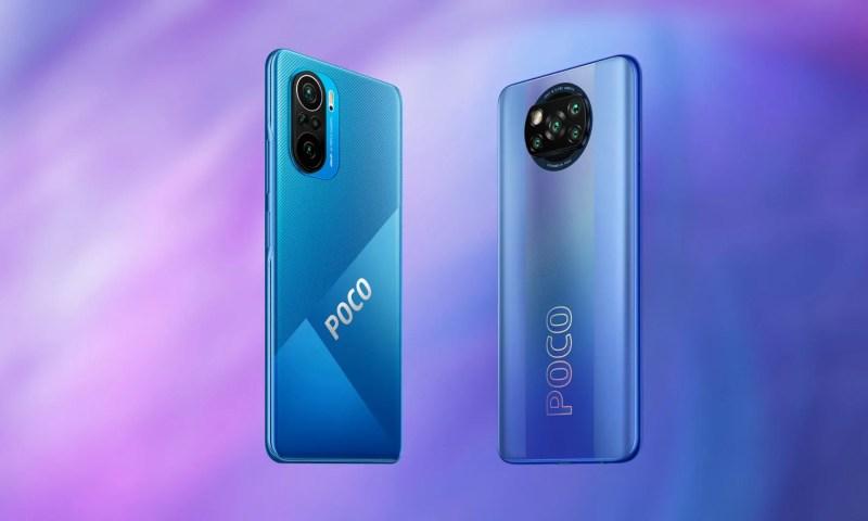 POCO X3 Pro e POCO F3  disponibili da oggi da Unieuro