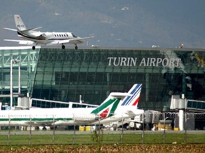 Турин международный аэропорт