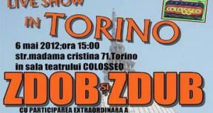 Здоб ши Здуб в Турине Италия