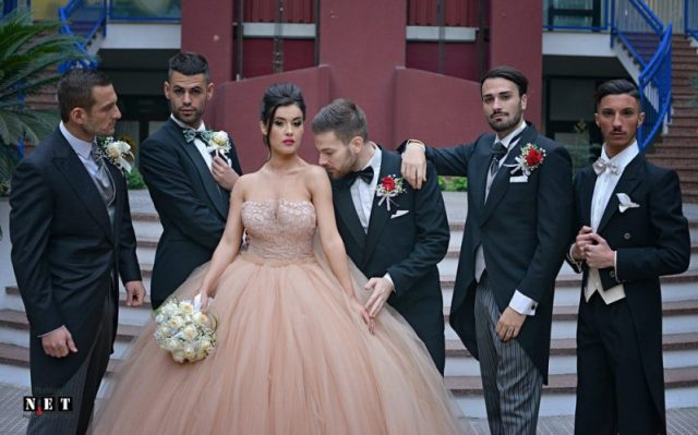 Свадебный фотограф в Италии