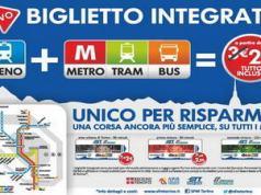 Новые билеты на общественный транспорт Турин