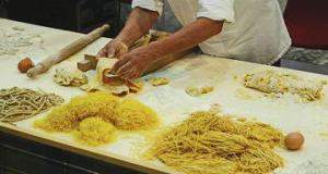 Знаменитая итальянская кухня Пьеомнт