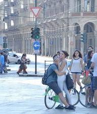Италия Турин фото с улиц города