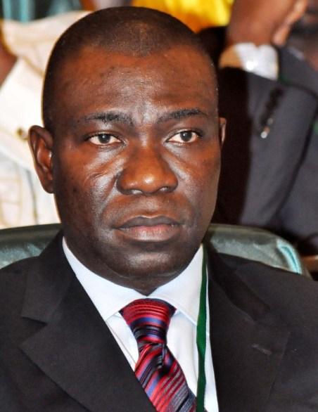 •Deputy Senate President Ike Ekweremadu
