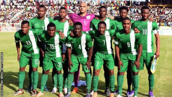 Image result for Nigeria's World Cup group