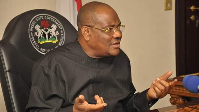 •Governor Wike