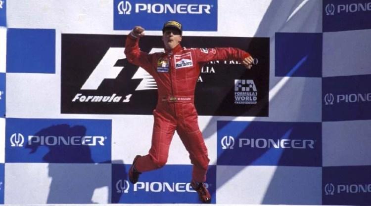 F1 - Schumacher ed Imola: un legame indissolubile