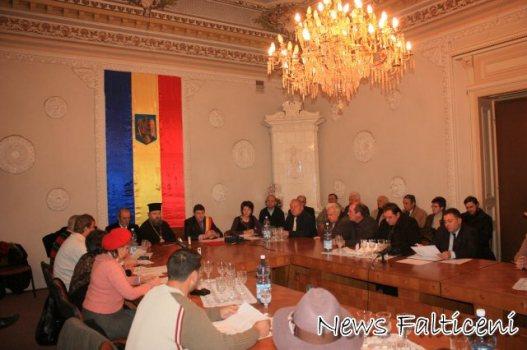 sedinta festiva a Consiliului Local