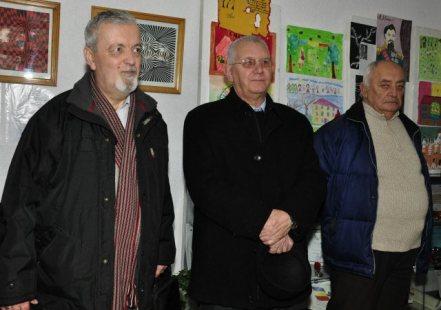 Falticeni-24 ianuarie Scoala Cuza Fosti directori ai scolii