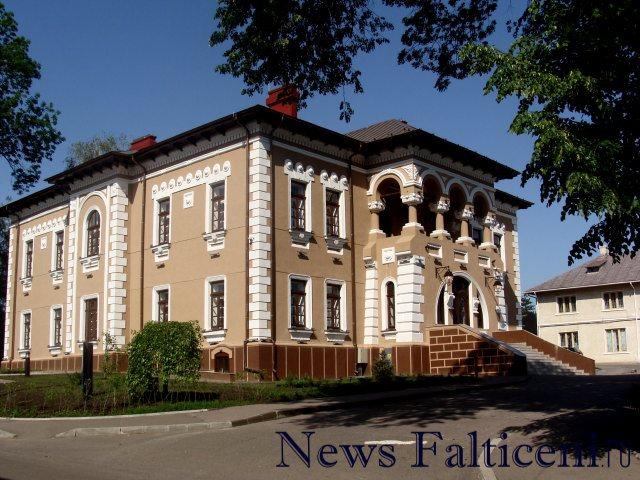 Falticeni-SMIS 3162 - Muzeul de Arta Ion Irimescu