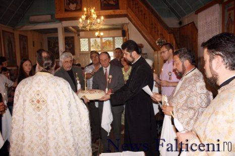 Falticeni-ziua culturii falticenene - slujba religioasa 2