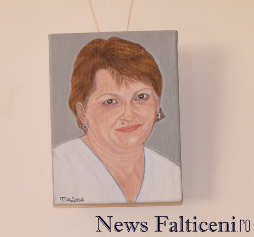 Falticeni-Portret dr. Simona Lupu