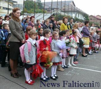 Falticeni-Inceput an scolar 4