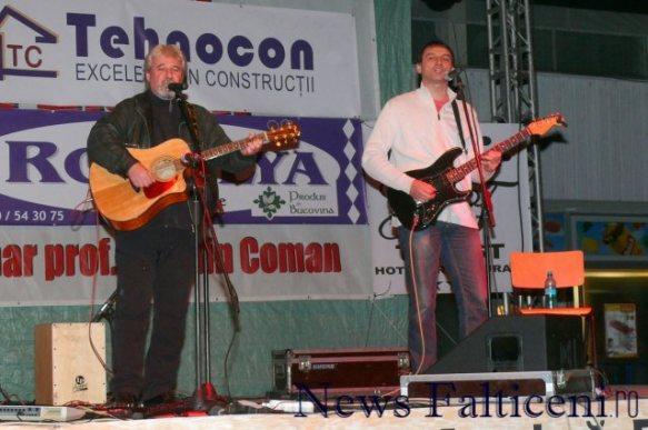 Falticeni-Cristian Buica si Andrei Paunescu