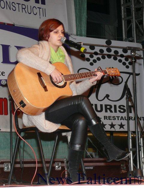 Falticeni-Stefania Iacob premiul II Creatie