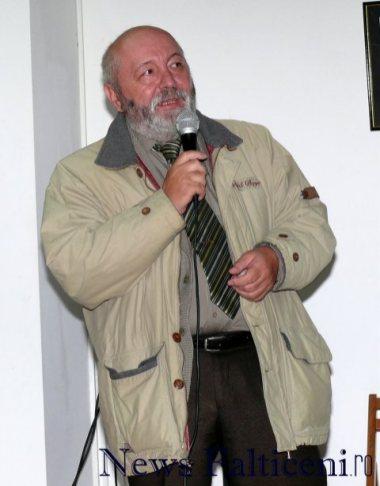 Falticeni-prof univ Dan Dascalu