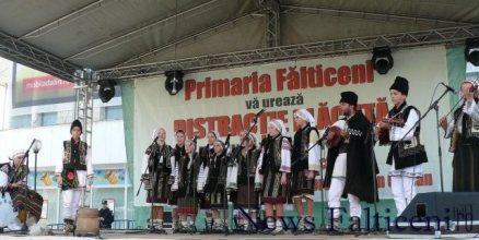 Falticeni-spectacol folcloric 1