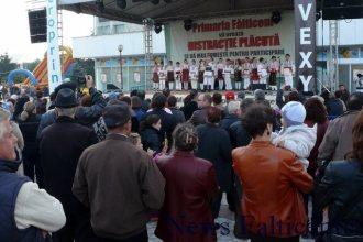 Falticeni-spectacol folcloric 2