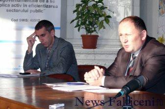 Falticeni-Ilie Marinica si prof. univ. Florin Pintescu