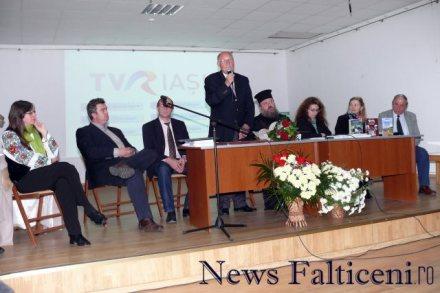Falticeni-lansare carti la Sala Baesu 1