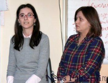 Falticeni-Diana Grecu si Andreea Vornicu