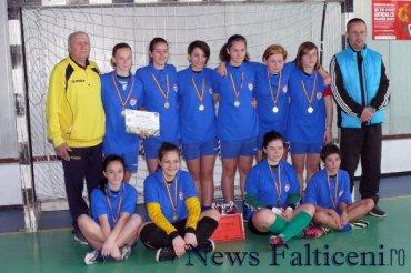 Falticeni-locul I echipa jud Cluj