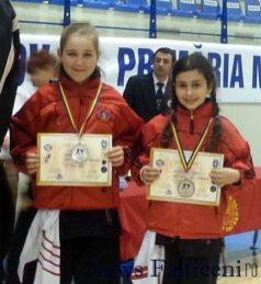 Falticeni-Ariana Radu si Daria Constantin