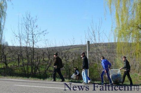 Falticeni-ecologizare spre Stibina 1