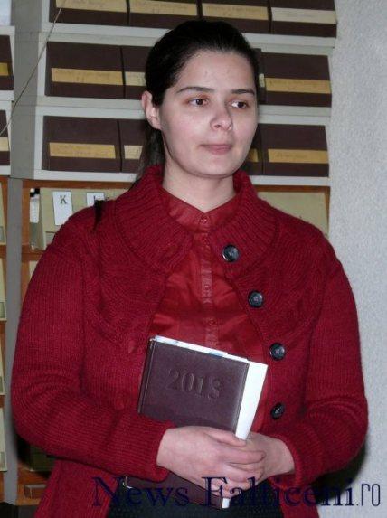 Falticeni-prof Oana Cepoi