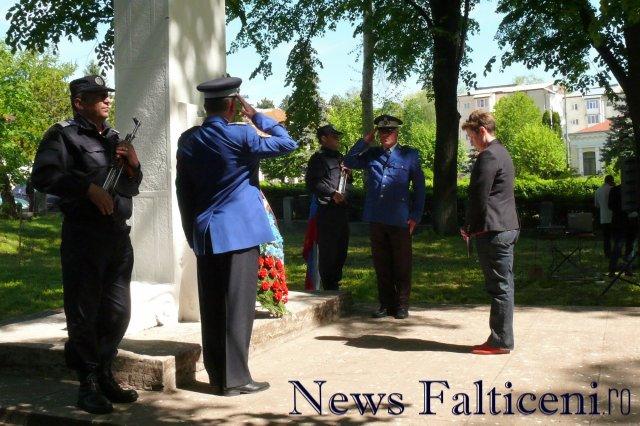 Falticeni-depuneri coroane Ambasada Rusiei