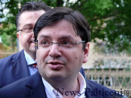 Falticeni-ministrul Banicioiu