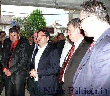 Falticeni-vizita Banicioiu Spital Falticeni 2