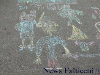 Falticeni-desene pe asfalt 12