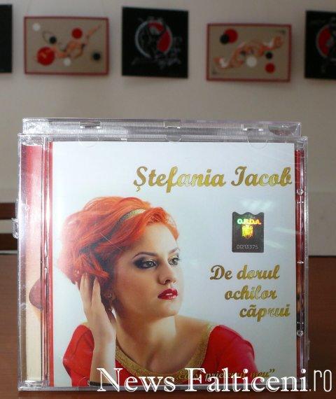 Falticeni-Falticeni Folk Cd Stefania Iacob