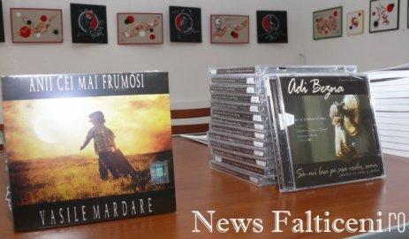 Falticeni-Falticeni Folk prezentare CD-uri