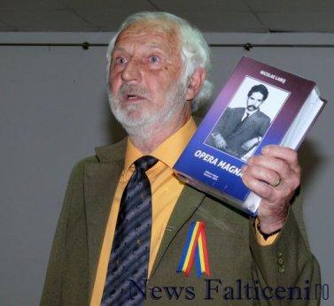 Falticeni-Ioan Ticalo si cartea Opera Magna