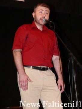 Falticeni-spectacol M Matache