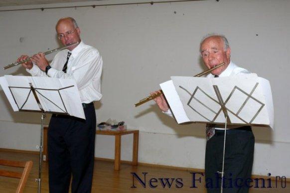 Falticeni-concert flaut